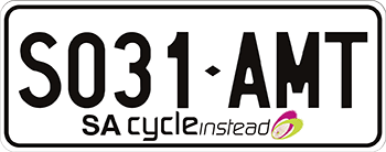 Prices. Bike rack plates ...  sc 1 st  EzyPlates & EzyPlates - Department of Planning Transport and Infrastructure ...